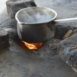 cooking without electricity
