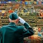 food stockpiling