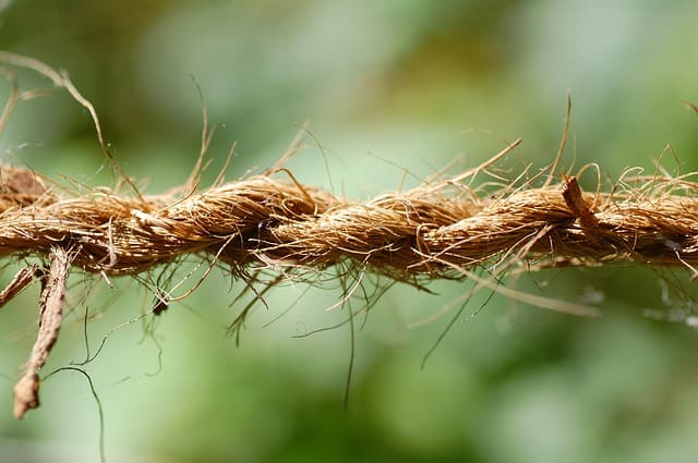 natural fiber rope