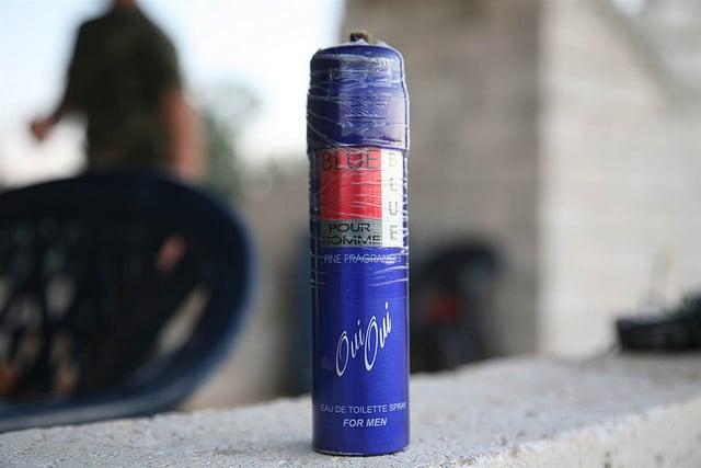 homemade grenade