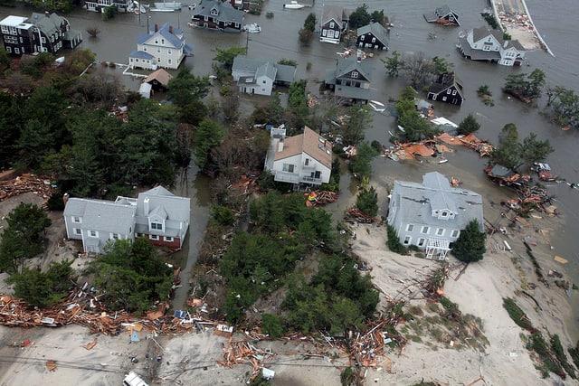 NJ disaster
