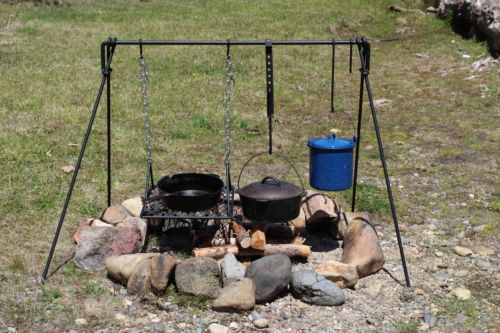 campfire stand