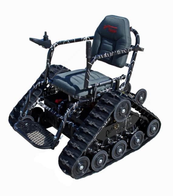 Action wheelchair