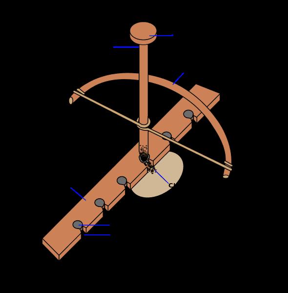 bow drill fire starter