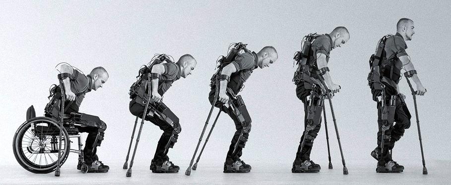 ekso exoskeleton