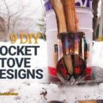 9 DIY Rocket Stove Designs copy