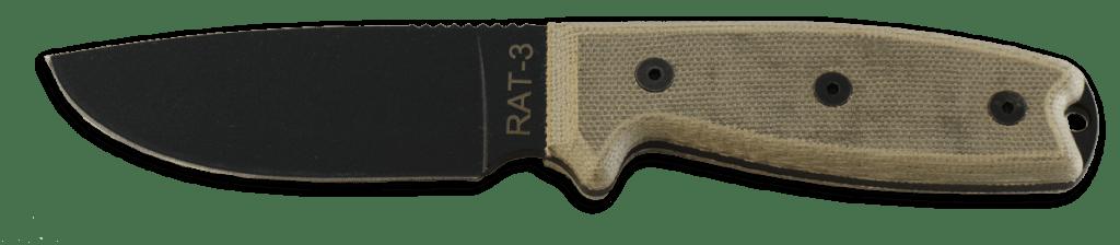 ontario rat 3 survival knife