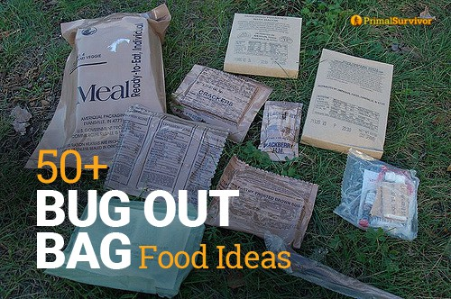 bug out bag food ideas