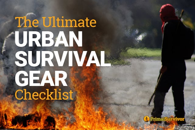 The Ultimate Urban Survival Gear Checklist post image