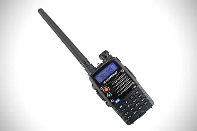baofeng emergency radio
