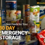 best-foods-for-30-day-emergency-storage