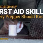 first aid skills for preppers