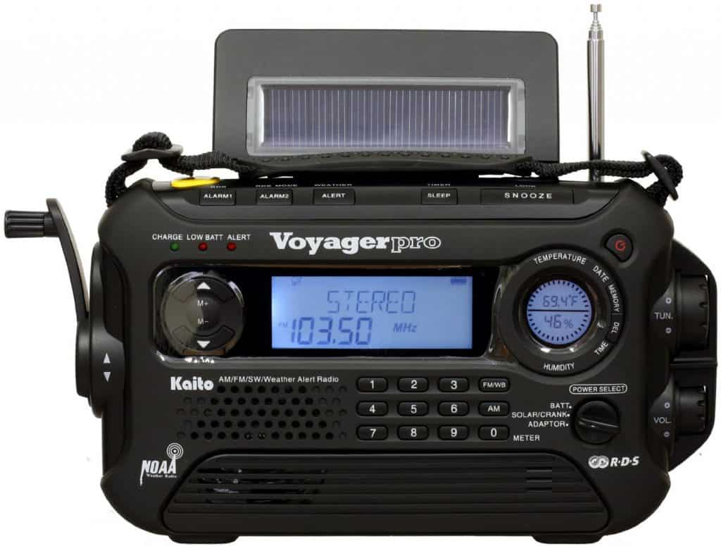 The Best Emergency Radios For Every Type Of Disaster