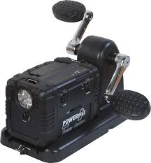powerplus courage bike generator