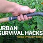 urban survival hacks