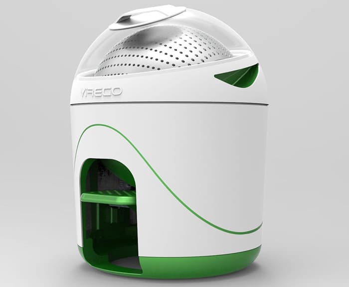 yigero drumi off grid washing machine