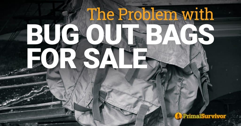 bug out bags for sale