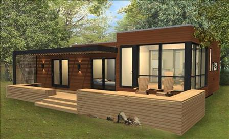 10 amazing off grid homes that you can get today for Off the grid home design plans