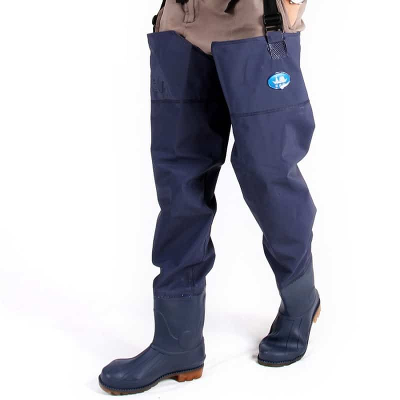Be ready for the sewage flood with waterproof waders like these!
