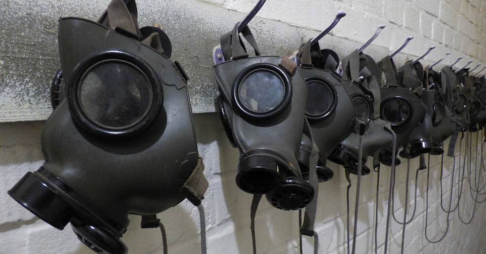 Considering a Gas Mask? What You Need to Know to Choose the Right Type of Face Mask for Disaster Preparedness post image