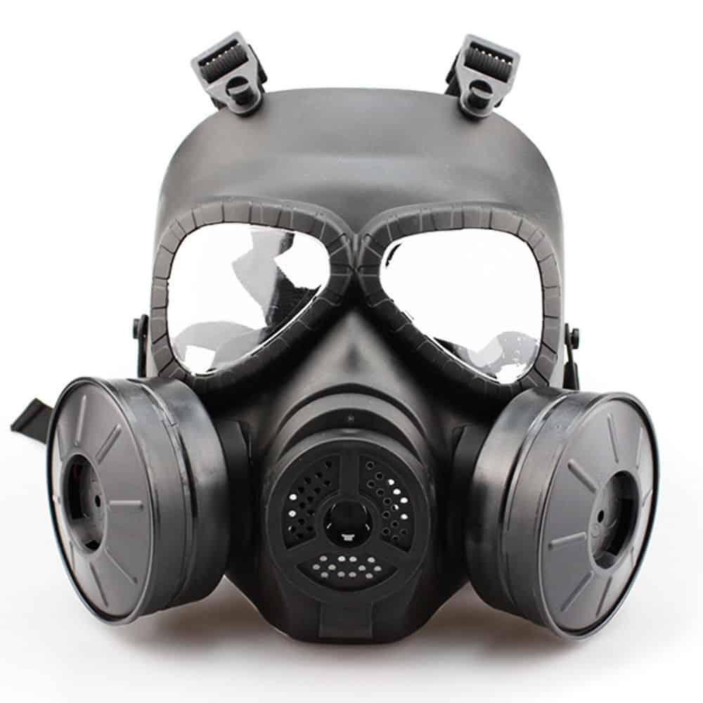 gas mask for disaster preparedness