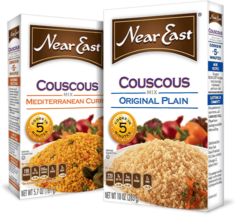 instant couscous emergency food
