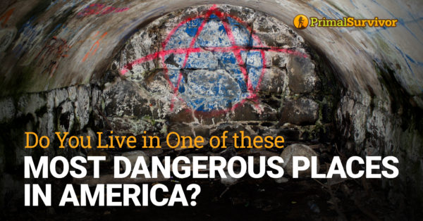 Do You Live in One of These Most Dangerous Places in America? post image