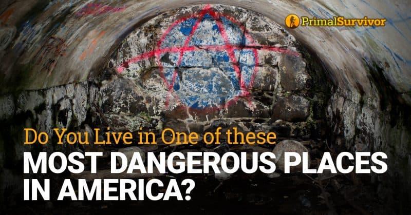 most dangerous cities