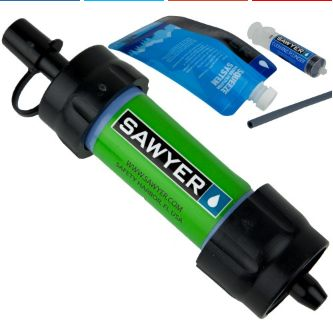 water filter for bug out bag