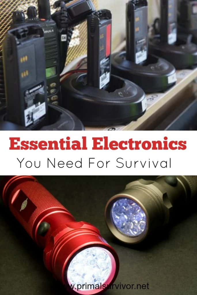 Essential Electronics You Need for Survival