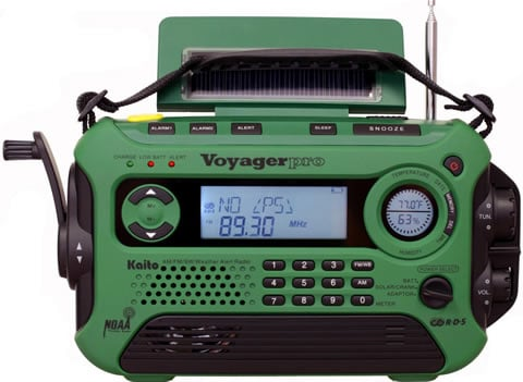 emergency radio