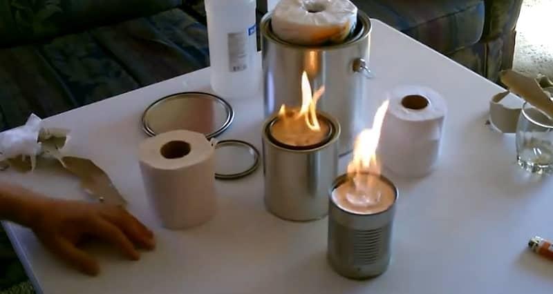 homemade heaters