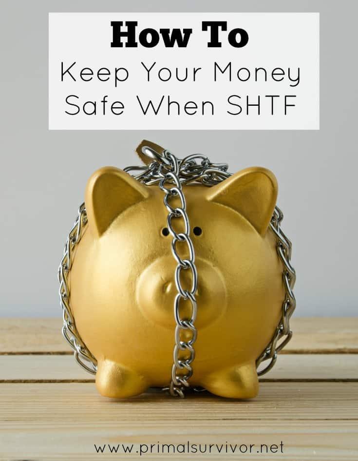 Saving plan with Gold Piggy bank