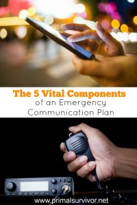 The 5 Vital Components of an Emergency Communication Plan