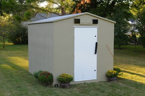Above-Ground Storm Shelters