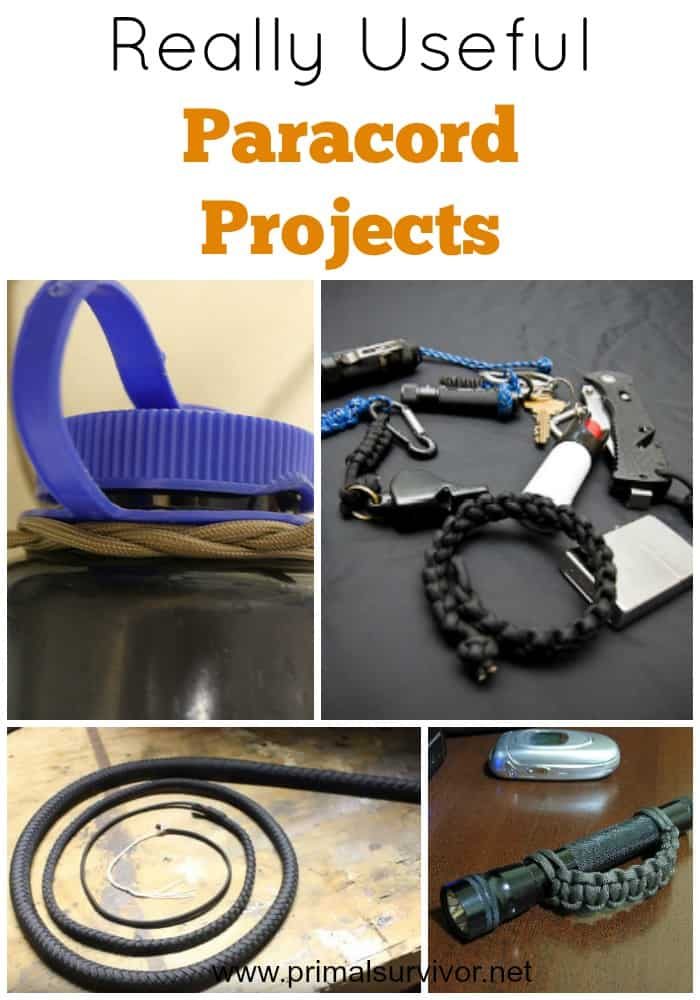 Really Useful Paracord Projects