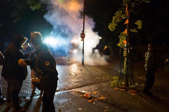 rioters shtf
