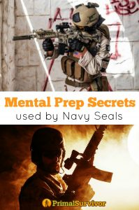 Mental Preparedness Secrets used by Navy Seals