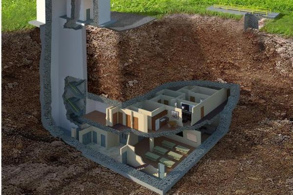6 Hidden Underground Shelters that Will Survive Doomsday