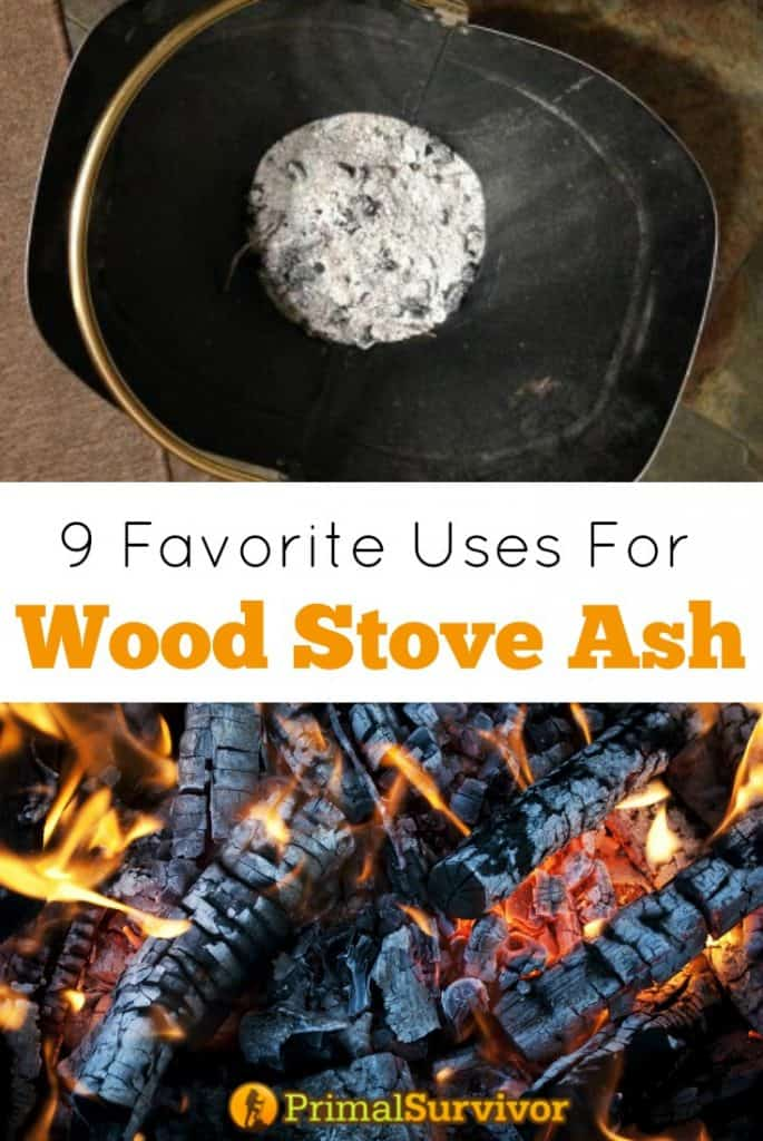 9 Favorite Uses for Wood Stove Ash