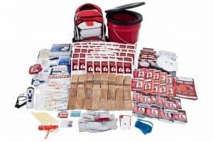 4-Person Disaster Preparedness Kit