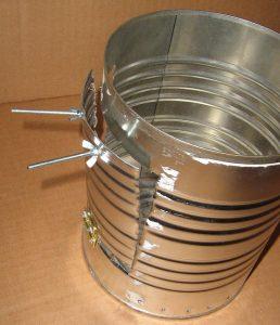 tin can rocket stove