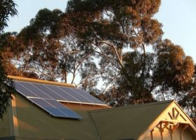 Want to Go Off Grid? It Might Be Illegal in Your City