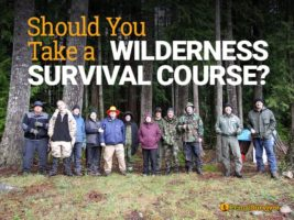 Should You Take a Wilderness Survival Course?