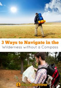 3 Ways to Navigate in the Wilderness without a Compass