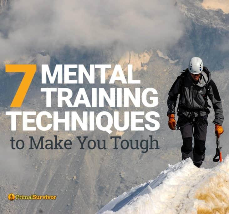 7 Mental Training Techniques to make you tough