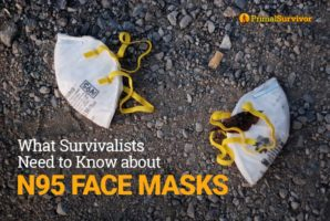 What Survivalists Need to Know about N95 Face Masks