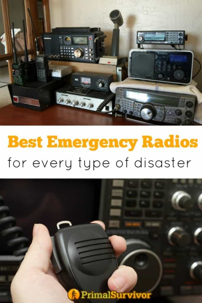 Best emergency radios for every type of disaster
