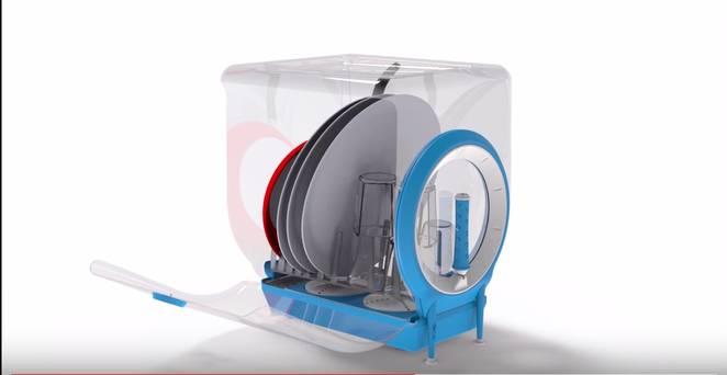 Circo Manual Dishwasher