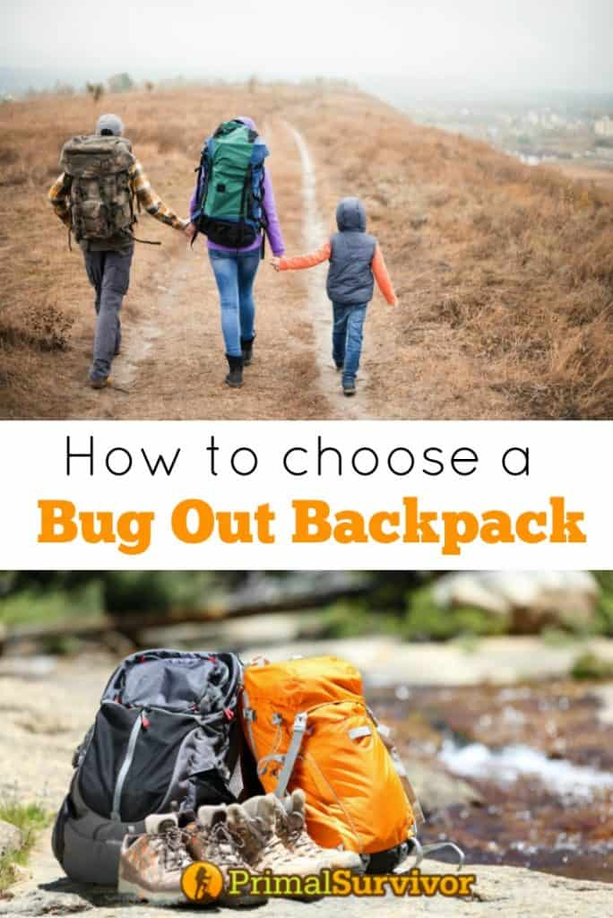 How to choose a Bug Out Backpack